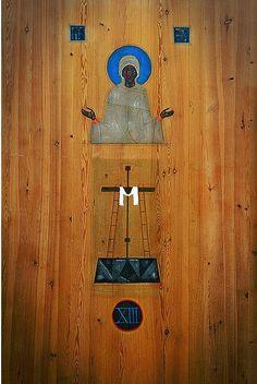 Sacred Architecture, Cultural Architecture, Santa Maria, Paint Icon, Catholic Art, Sacred Art, Sacramento, Mario, Spirituality