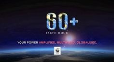 The first #EarthHour 2014 is just a few hours away! Something new and exciting is coming soon. We call it Earth Hour Blue. Get ready to use #YourPower in 2014.
