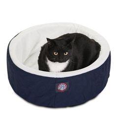 "20"" Cat Cuddler Pet Bed"