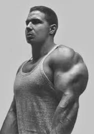 bitceps IS nice, but it's nicer triceps because it has a head MORE #fitness  #exercise