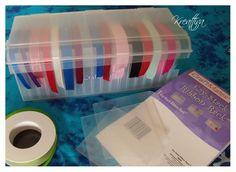 Kreattiva: Come organizzare il materiale creativo in poco spazio