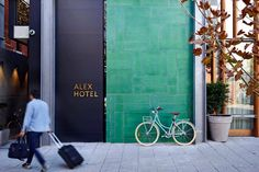 Alex Hotel is Perth's newest boutique hotel with interiors full of Arent&Pyke magic.