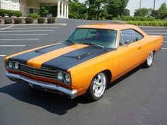 1969 Plymouth Roadrunner  Another Car I Used To Own  Mine Was Pearl White