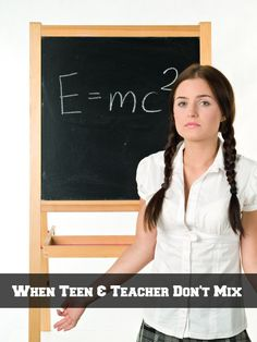 She's Mean - When a Teen Has a Conflict With a Teacher - Ten to Twenty Parenting