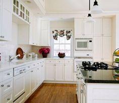RTA Shaker White Kitchen Cabinets