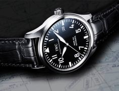 IWC Pilot's Watches Mark XVI Available from www.rudells.com or phone 01214271904
