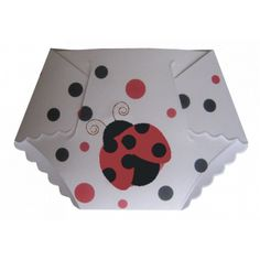 If I ever have a little girl I would do this lady bug themed baby shower, so cute :)