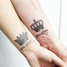 97 Amazing Best King and Queen Crown Tattoo, Tattoos King Crown Tattoos Excellent Crowns Tattoos Collection, 54 Best King & Queen Crown Tattoo Images In 30 King and Queen Tattoos, Queen Tattoo are Ly for A Queen Like You. Crown Hand Tattoo, Queen Crown Tattoo, Small Crown Tattoo, King Queen Tattoo, Crown Tattoo Design, Forearm Tattoo Design, Crown Tattoos, Tatoos, Finger Tattoos