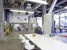 Constant Contact's Collaborative San Francisco Offices