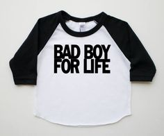 BAD BOY Raglan
