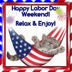 Discover & share this Labor Day Weekend GIF with everyone you know. GIPHY is how you search, share, discover, and create GIFs. Labor Day Usa, Labour Day Weekend, Happy Labor Day, You Smile, Happy Weekend Quotes, Happy Quotes, Blessed Quotes, A Day To Remember, American Crafts