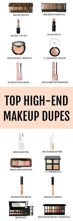 I need every single dupe! | Beauty blogger Michelle Kehoe of Mash Elle shares the best affordable drugstore makeup dupes of some of your favorite high end makeup products! Discover dupes for Urban Decay, Hourglass, Too Faced, Lnacome, MAC, Laura Mercier, Anastasia Beverly Hills, Estee Lauder, NARS, YSL, Lorac, Giorgio Armani, Benefit, Chanel and more! Plus, discover my amazing money saving hack with TopCashbackUSA #ad #drugstoremakeup #makeupdupes #makeup #affordablemakeup