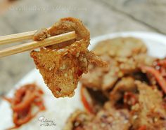 Stir fried chicken with five spices - עוף מוקפץ עם חמשת התבלינים Culinary Arts, Chicken, Meat, Breakfast, Blog, Morning Coffee, Blogging, Cubs
