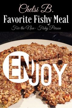 My Favorite Fishy Meal - For the Non-Fishy Eater! 21 Day Fix Approved & Toddler Approved! http://chelsi4fitness.com/2016/08/favorite-fishy-meal/
