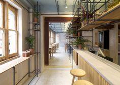 OPSO / K-Studio via. archdailyArchitects: K-Studio Location: 10 Paddington Street, Mary...