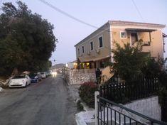 Lakones - ostrov Korfu