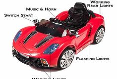 Predatour Porsche 918 Style 12v Electric Battery Powered Ride on Car - Red - New No description (Barcode EAN = 5060187182215). http://www.comparestoreprices.co.uk/electric-cars-&-other-vehicles/predatour-porsche-918-style-12v-electric-battery-powered-ride-on-car--red--new.asp