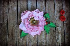 Цветы из фоамирана...