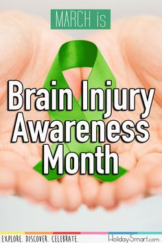 March is Brain Injury Awareness Month. By recognizing this monthly observance, we honor those who have survived brain injuries, reject the stigma against them, and take action to prevent brain injury from happening. Brain Injury Recovery, Brain Injury Awareness, Traumatic Brain Injury, Chronic Pain Quotes, Recovery Quotes, Learning To Be, Romantic Quotes, The Cure, Foundation
