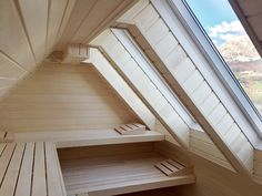 A Frame Cabin, A Frame House, Saunas, Jacuzzi, Piscina Spa, Sauna Design, Finnish Sauna, Hot Tub Backyard, Sauna Room