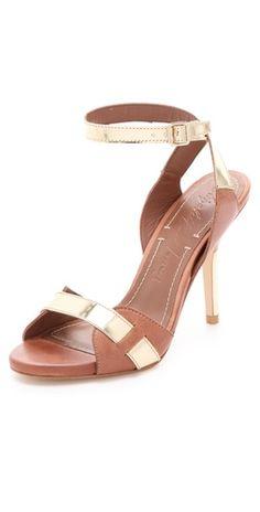 Elizabeth and James                                                                                                  Tara High Heel Sandals