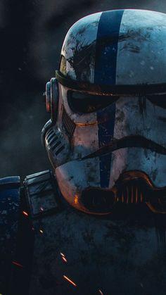 Stormtroopers Commander