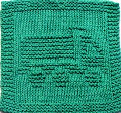 Pattern includes easy to follow instructions. Materials Needed: Straight knitting needles, size US 7 (4.5mm) 100% Cotton Medium/Worsted Weight yarn [60 yards] In any color you choose. Stitches: knit & purl. Skill: Beginner Finished Size: 7W X 7 1/4 H (18cn X 18.5 cm) Darning needle needed for finishing. This pattern will be delivered via email as an attached PDF file to anywhere in the world. To receive patterns in PDF format you will need to have Adobe Reader installed on your...
