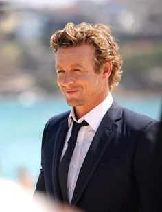 Simon - Simon Baker Photo (32747815) - Fanpop fanclubs