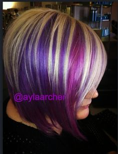 Pravana Vivids by Ayla Archer @ Village Hair & Spa!