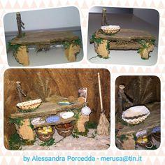 ACCESSORIO CUCINA Setaccio IN METALLO /& grater DOLLS HOUSE miniatura 1:12 TH scala