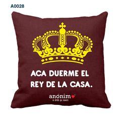 Regalos originales y personalizados en #YosoyAnonimo #Almohadas #Almohadaspersonalizadas #cojines