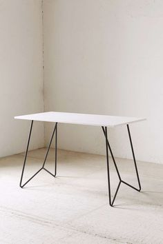 "Metal Tubing Desk Size - Length: 23"" - Width: 47.25"" - Height: 29.5"""