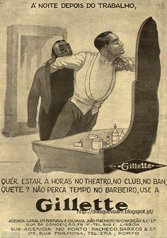 Gillette 1925                                                       …