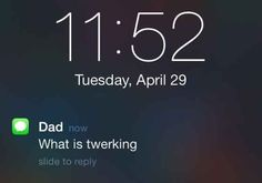 Ask you all the important questions.   The 14 Most Awkward Things Awkward Dads Do