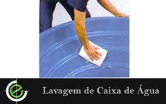 Realizamos Lavagem de Caixa de Água de forma rápida e com a maxima economia de água, acesse e confira.