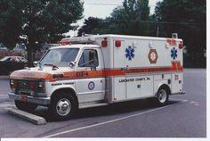 Ambulance 2-13-4 - Manheim Township, PA Ambulance Association
