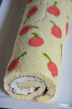How to make a Decorated Swiss Roll