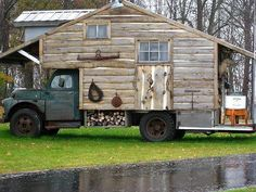 mobile home.  This is for Mike and Laurie!