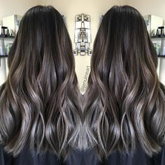 71 most popular ideas for blonde ombre hair color - Hairstyles Trends Ash Brown Hair Balayage, Brown Hair Tones, Balayage Brunette, Hair Color Balayage, Brunette Hair, Hair Highlights, Ombre Hair, Haircolor, Mushroom Hair