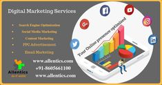 Digital Marketing Services, Email Marketing, Content Marketing, Social Media Marketing, Marketing Consultant, Search Engine Optimization, Count, Advertising, Commercial Music