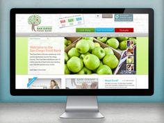San Diego Food Bank Website