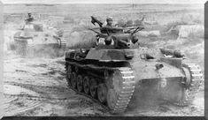 笑顔の皇軍兵士 — nwobhmjp: Imperial Japanese Army Medium Tank...