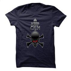 KEEP CALM OR DIE BLACK SKULL T Shirt, Hoodie, Sweatshirts - wholesale t shirts #Tshirt #clothing