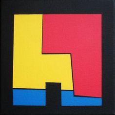 "Saatchi Art Artist Luis Medina; Painting, ""K6A"" #art"