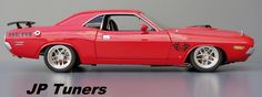 1:18 1970 Dodge Challenger RT Hemi Tuning