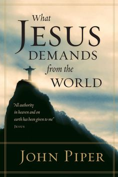 """""""Jesus does not send his people to make disciples with a sword. His kingdom does not come by force, but by truth and love and sacrifice and the power of God. 'My kingdom is not of this world. If my kingdom were of this world, my servants would have been fighting' (John 18:36). Jesus' followers do not kill to extend his kingdom. They die."""