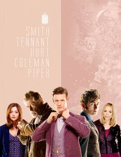 The Day of the Doctor (November 23, 2013)....You don't understand how excited I am!!!!!!!