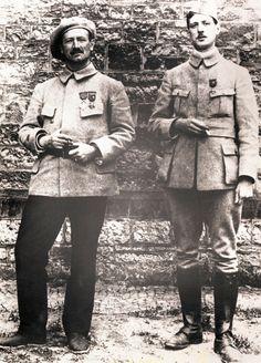 WW1. Charles De Gaulle was a prisoner of war, captured by the Germans on March 2, 1916 and was imprisoned until November 11, 1918.