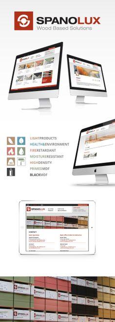 Realisatie gebruiksvriendelijke bedrijfswebsite voor Spanolux. Meer info: www.spanolux.be