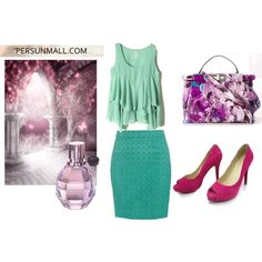 """""""Persun Fashion"""" by ebonyvintage-nahoot on Polyvore    #Persunmall"""